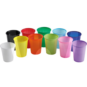 Product - MULTI-COLOUR PLASTIC CUPS
