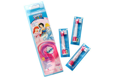Product - ORAL B REFILL EB10 DISNEY GIRL 3u.