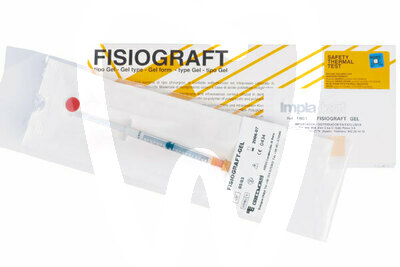 Product - FISIOGRAFT GEL, 5 UNIT DOSE