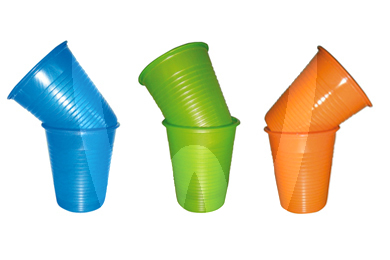 Product - PLASTIC CUPS 1000 PCS