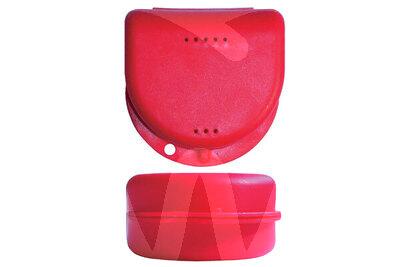 Product - ORTHODONTIC &DENTURE BOX  W/ STRING 25U
