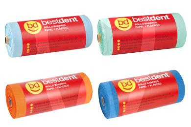 Product - PLASTIC-TISSUE BIBS BESTDENT