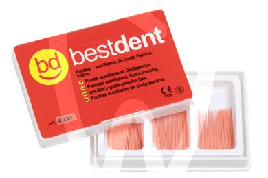 Product - NON-STANDARDISED GUTTA-PERCHA BESTDENT