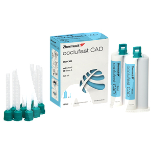 Product - OCCLUFAST CAD 2x50ml + 12 MIXING TIPS