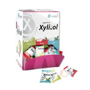 Product - MIRADENT XYLITOL DROPS ASSORTED 100u