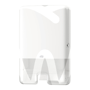 Product - TORK DISPENSER. HAND TOWEL ZZ FOLD WHITE