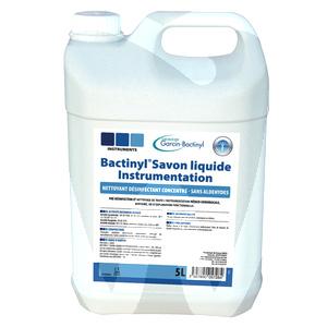 Product - BACTINYL LIQUID SOAP FOR INSTRUMENTS 5 L EN 14476