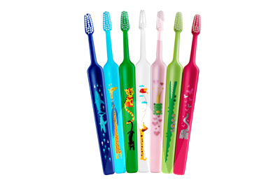 Product - ZOO TOOTHBRUSH FOR CHILDREN