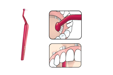Product - IMPLANT CARE TOOTHBRUSH