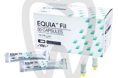 Product - EQUIA CAPSULES 50 PCS