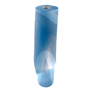 Product - BLUE PLASTIC-COATED PAPER ROLL