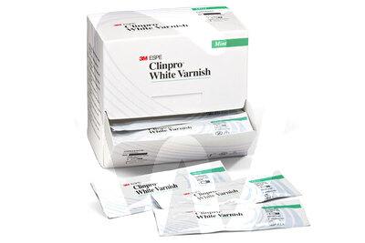 Product - CLINPRO WHITE VARNISH (50u.) -12249-  3M