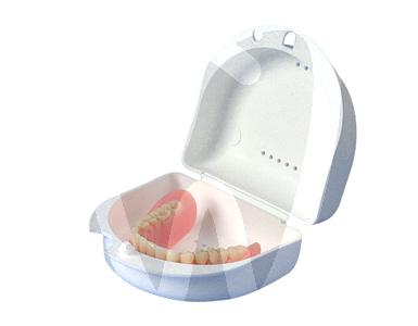 Product - DENTO BOX II WHITE