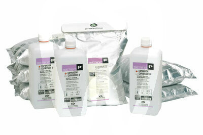 Product - CERAMVEST® POWDER AND LIQUID