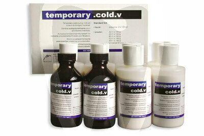 Product - TEMPORARY.COLD-V DENTINE