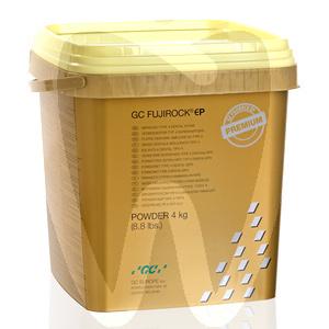 Product - GC FUJIROCK® EP PREMIUM PASTEL YELLOW 11KG