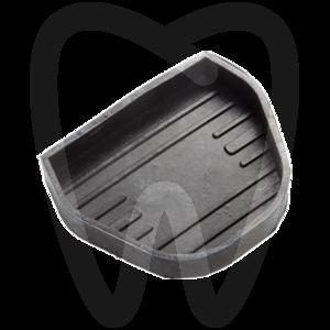 Product - UNIVERSAL BASE PLATE LARGE PROCLINIC 9,5 X 1,5 CM