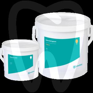 Product - WHITE PLASTER FOR ARTICULATORS 18KG