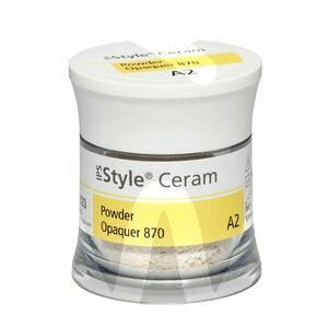 Product - IPS STYLE® POWDER OPAQUER 870, 18G