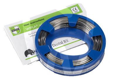 Product - WIPLA WIRE, HALF-ROUND