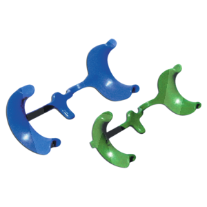 Product - CHEEK RETRACTOR WITH DISPOSABLE LINGUAL DEPRESSOR