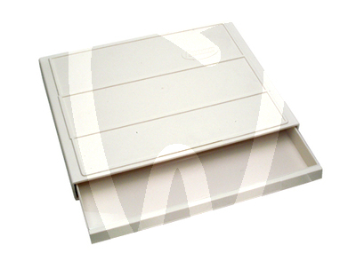Product - LZ0100-01 EMPTY WHITE BOX F/BRACKETS