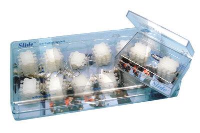 Product - SLIDE AQUA LOW FRICTION ELASTIC LIGATURES