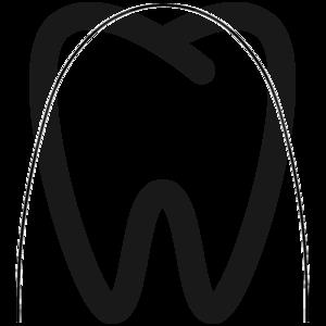 Product - SUPERELASTIC NITI ARCHWIRES EUROPA II, RECTANGULAR