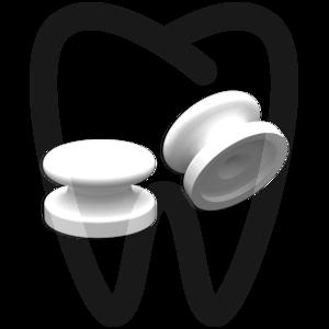Product - AESTHETIC COMPOSITE BONDABLE BUTTON