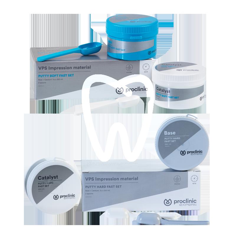 Product - A-SILIKON PUTTY (VPS)