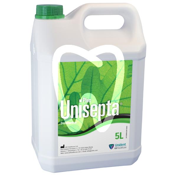 Product - UNISEPTA PLUS FLÄCHENDESINFEKTION 5L EN 14476