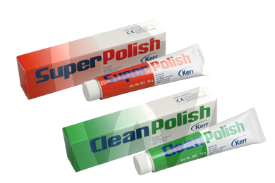 Product - POLISH - TUBE KERR HAWE