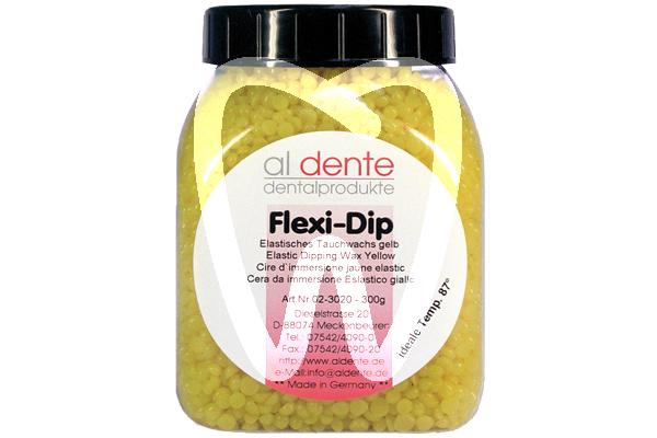 Product - FLEXI-DIP TAUCHWACHS, GELB