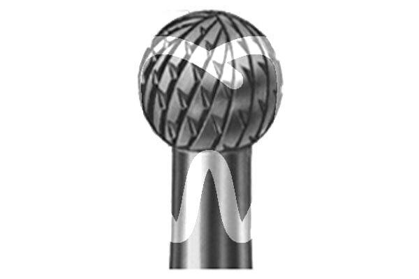 Product - HARTMETALLFRÄSER MIT RUNDER SPITZE CC71MX.104.050