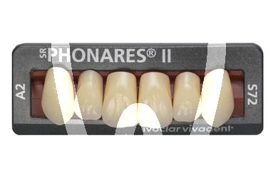 SR PHONARES II Frontzähne