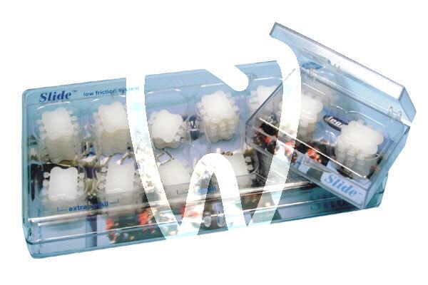 Product - SLIDE ELASTISCHE LIGATUREN 60 Stück
