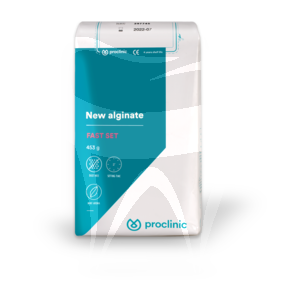 Product - ALGINAT PROCLINIC BEUTEL 453 G.