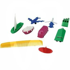 Product - SPIELZEUG-SORTIMENT 150 St. -605690-