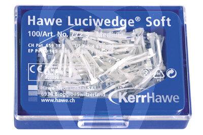 Product - LUCIWEDGE TRANSPARENTE KEILE