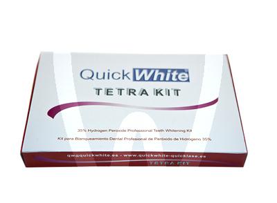 Product - QUICK WHITE™ TETRA KIT