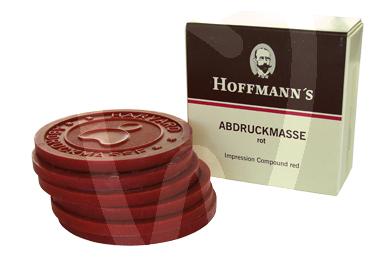 Product - ABDRUCKMASSE ROT IN PLATTEN HOFFMANN