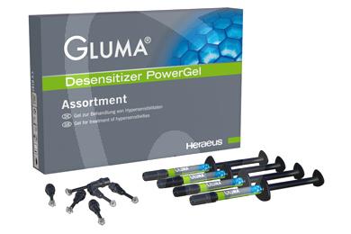 Product - GLUMA Desensitizer PowerGel 4x1G