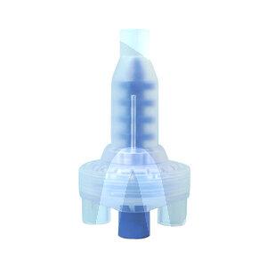 Product - MISCHKANÜLEN AQUASILDECA BLAU-40 St.+Ring