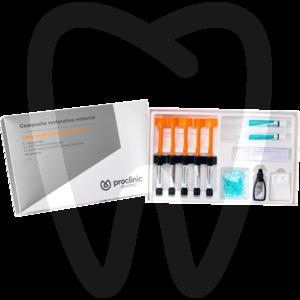 Product - PROCLINIC EXPERT NANOHYBRID-KOMPOSIT-KIT