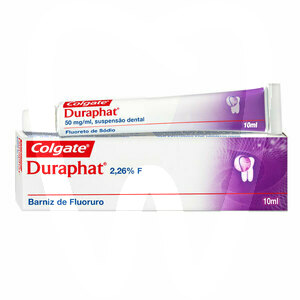 Product - DURAPHAT® LACK TUBE 10 ML