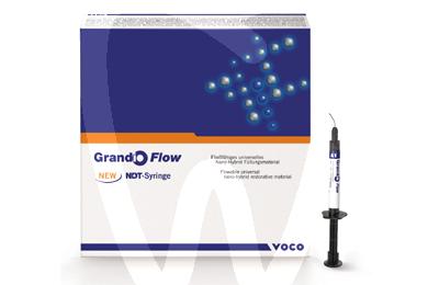 Product - GRANDIO FLOW SPRITZE NACHFÜLLPACKUNG