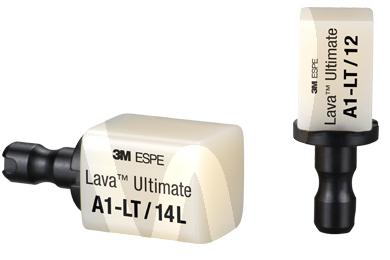 Product - LAVA™ ULTIMATE CAD/CAM FÜR CEREC LT (LOW TRANSLUCENCY)
