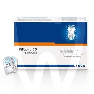 Product - BIFLUORID 10® SD SINGLEDOSE