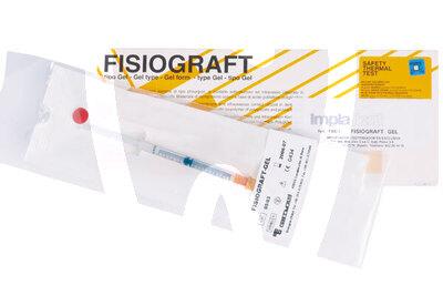Product - FISIOGRAFT GEL 5 MONODOSIS