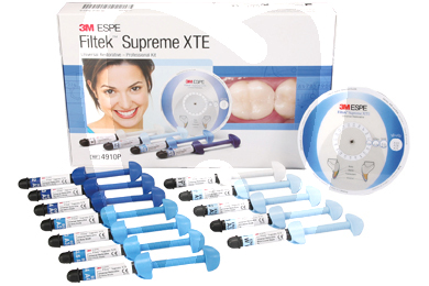 Product - FILTEK SUPREME XTE KIT 12 SPRITZEN